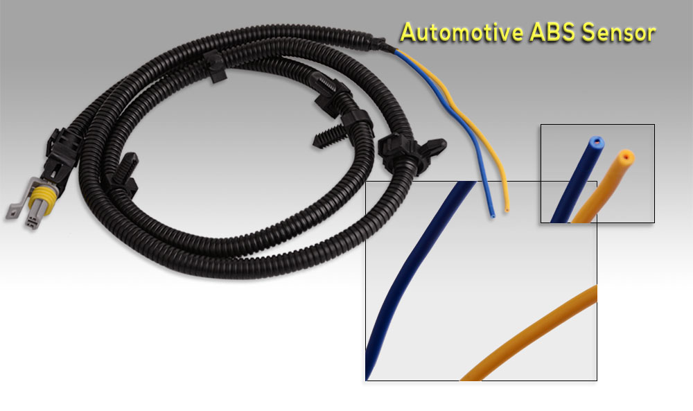 for cadillac chevrolet pontiac gm abs wheel speed sensor ... 99 chevy vss wiring harness 99 chevy tahoe wiring diagram