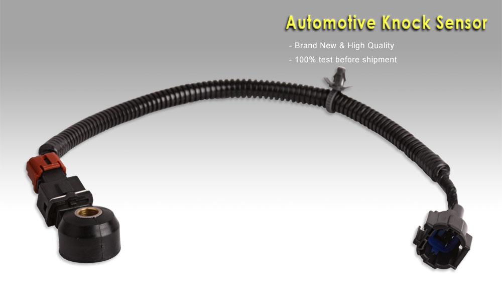 Center on 2000 Nissan Pathfinder Knock Sensor Harness