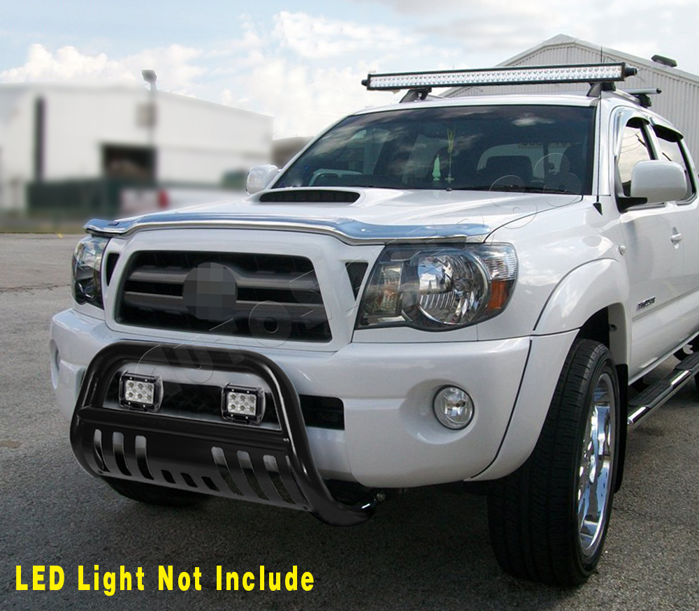 For Toyota Tacoma Steel Bull Bar Front Bumper Grill Guard