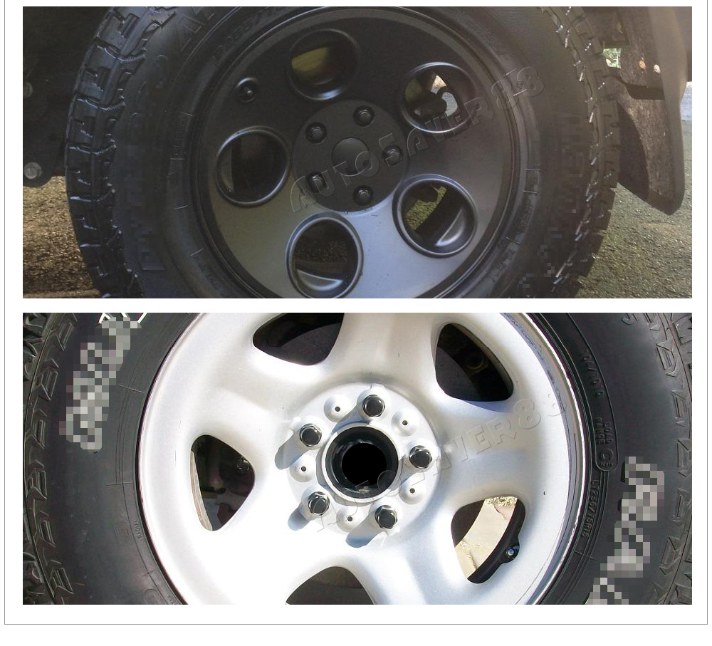on aftermarket wheels with exposed lug nuts that require a standard size conical seat lug nut please verify this is the correct style of lug nut for