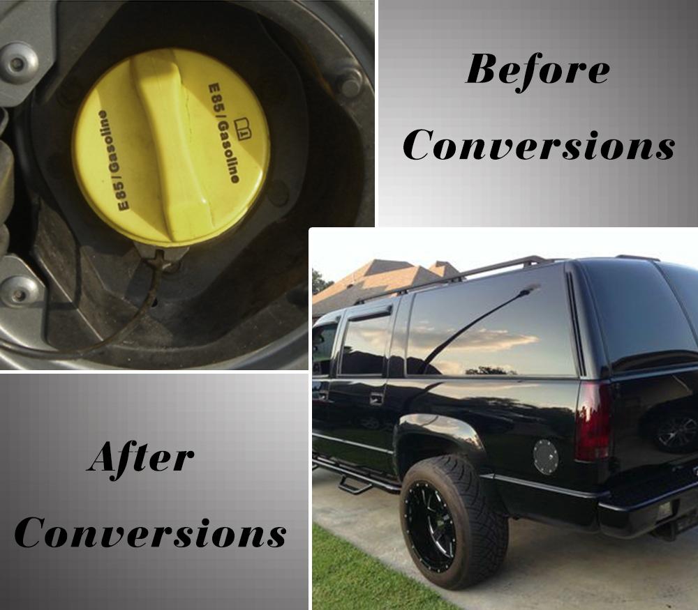black aluminum gas fuel door cover caplock    ford    truckcab  ebay