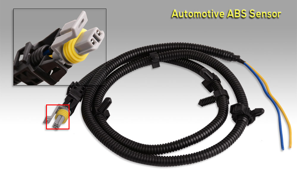 Center_002 2x for cadillac chevrolet pontia abs wheel speed sensor wire GM Wiring Harness Connectors at bayanpartner.co