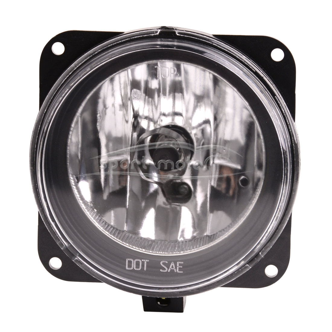 Pair Bumper Fog Driving Light With Bulbs For Ford 05 06