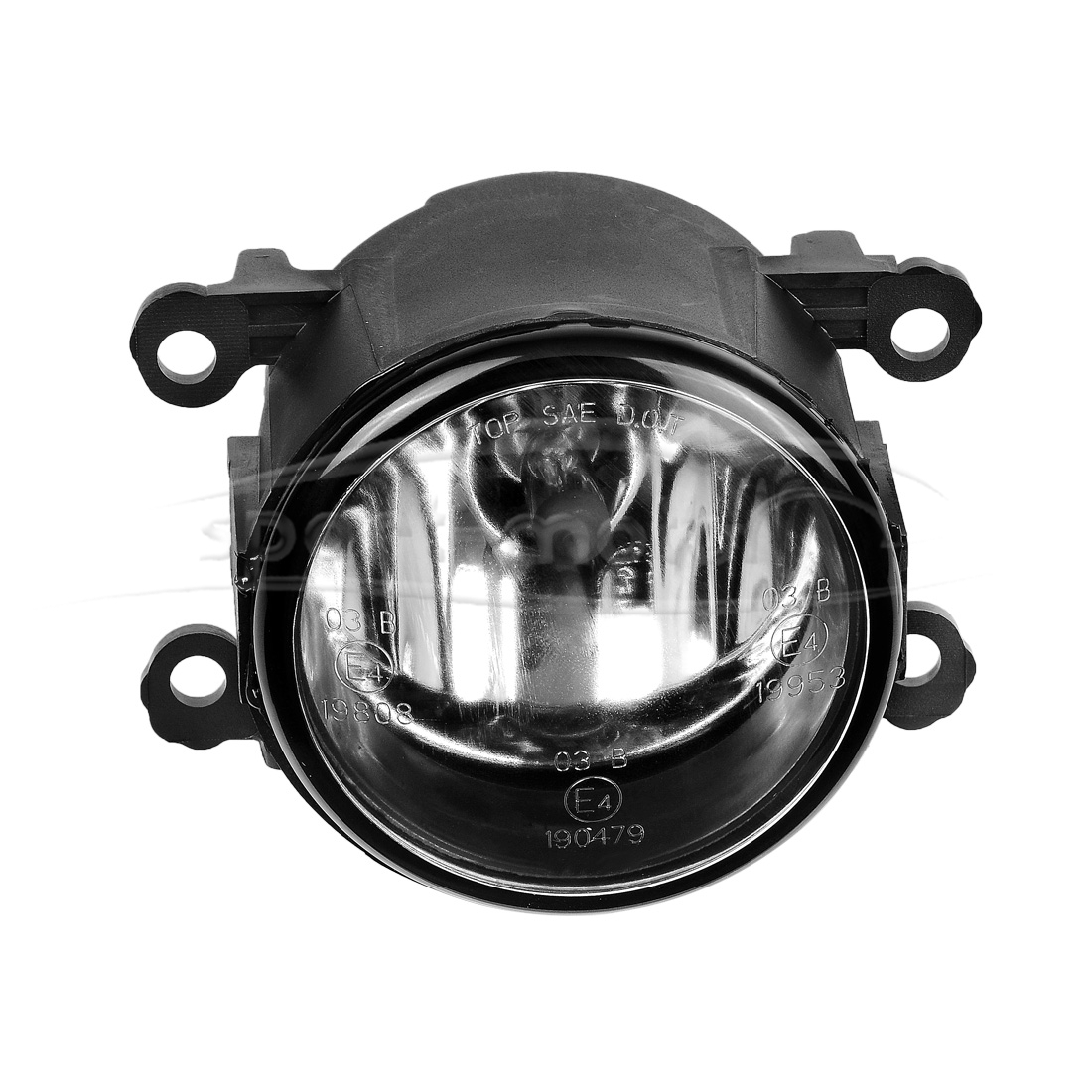 For 12 15 Subaru Impreza Clear Front Fog Lights Lamps W