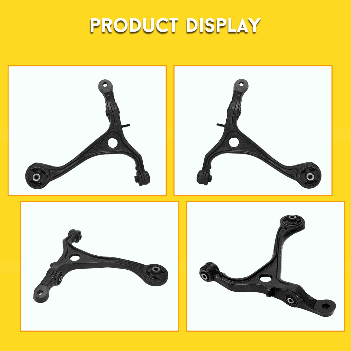 Set Of 2 Front Lower Control Arms Left & Right For 2004